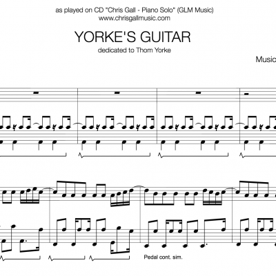 Yorke's Guitar